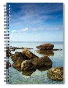 Serene Spiral Notebook