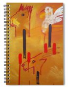 Serengeti Spiral Notebook