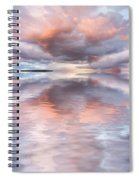 Serenity And Peace Spiral Notebook