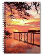 Serenity Captured Spiral Notebook