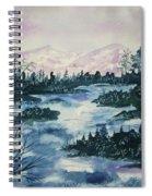 Serenity IIi Spiral Notebook