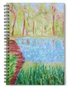 Serenity Now Spiral Notebook