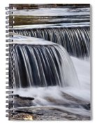 Serenity River Spiral Notebook