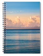 Serenity Sailing Spiral Notebook