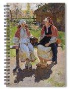 Sergey Vinogradov Spiral Notebook