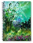 Seringa Spiral Notebook