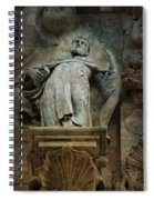 Sermon In Stone Spiral Notebook