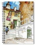 Serpa  Portugal 03 Bis Spiral Notebook