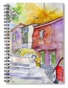 Serpa  Portugal 12 Spiral Notebook