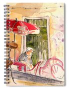 Serpa  Portugal 23 Spiral Notebook