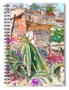 Serpa  Portugal 24 Spiral Notebook