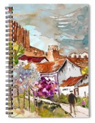 Serpa  Portugal 26 Spiral Notebook