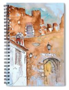 Serpa  Portugal 29 Spiral Notebook