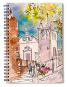 Serpa  Portugal 31 Spiral Notebook