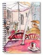 Serpa  Portugal 32 Spiral Notebook