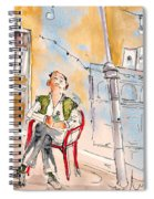 Serpa  Portugal 33 Spiral Notebook
