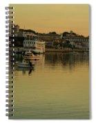 Set A Sail Spiral Notebook