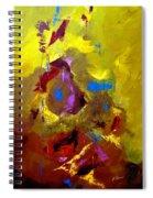 Set Free Spiral Notebook