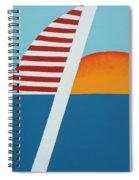 Set Sail Spiral Notebook
