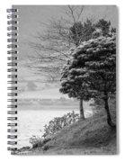 Sete Cidades Lakes Spiral Notebook
