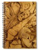 Settled  Spiral Notebook