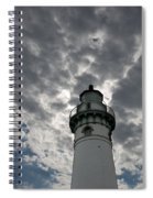 Seul Choix Lighthouse Spiral Notebook