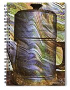 Seven Cups Spiral Notebook