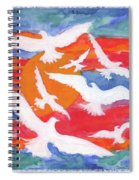 Seven Gifts Of The Holy Spirit Spiral Notebook