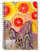 Seven Suns Spiral Notebook
