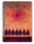 Seven Wishes Spiral Notebook