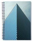 Seven World Trade Spiral Notebook