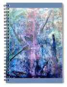 Seven Zippers Spiral Notebook