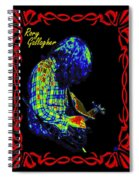 Seventh Son Of A Seventh Son Spiral Notebook