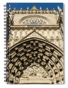 Seville - The Cathedral Spiral Notebook