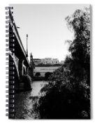 Seville - Triana Bridge Spiral Notebook