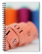 Sewing Kit Spiral Notebook