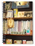 Sewing Moments Spiral Notebook