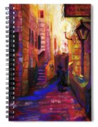 Shabbat Shalom Spiral Notebook