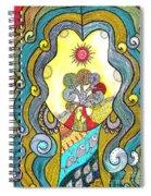 Shachi Spiral Notebook