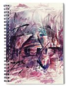 Shack First Movement Spiral Notebook