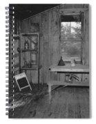 Shack House Spiral Notebook