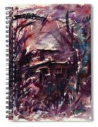 Shack Second Movement Spiral Notebook