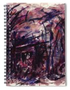 Shack Third Movement Spiral Notebook