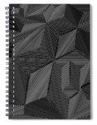 Shaddows Spiral Notebook