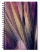 Shade Of Color Spiral Notebook