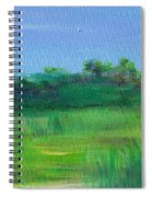 Shaded Meadow Spiral Notebook