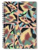 Shades Forward 2 Spiral Notebook