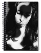Shadow Heart Spiral Notebook