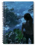 Shadow Of The Tomb Raider Spiral Notebook