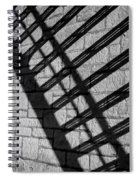Shadow Play 2 Spiral Notebook